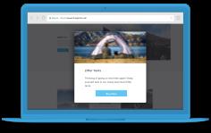 Page Blocker - Web Overlay