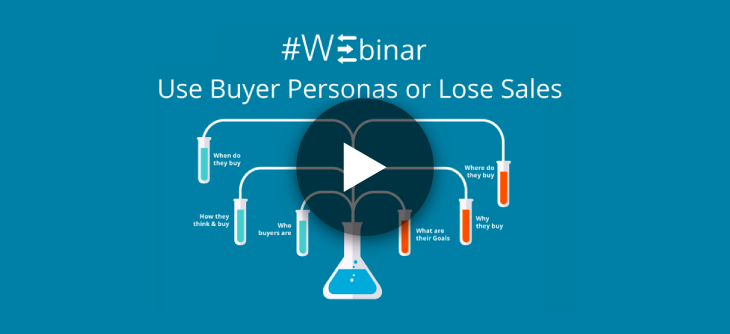 Use Buyer Personas or Lose Sales