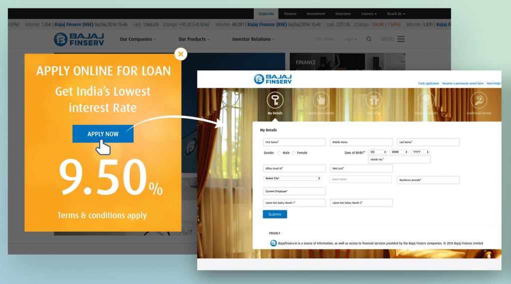 Bajaj Finserv Increases Loan Disbursement By 9%   Case Study