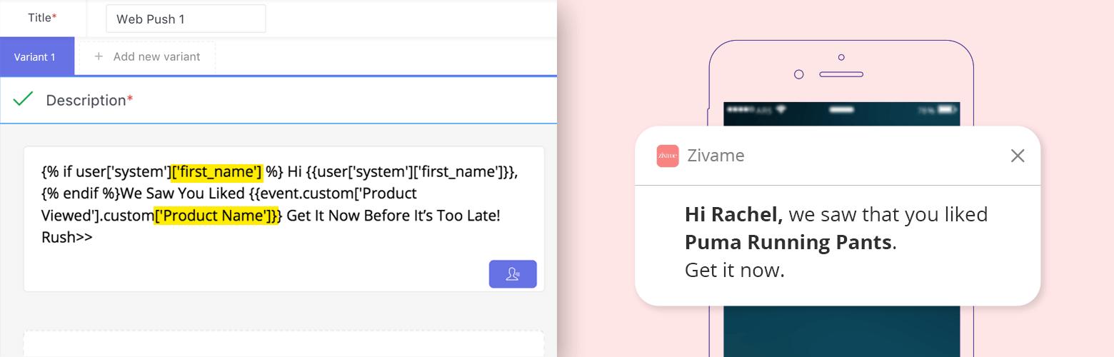 Zivame Personalization