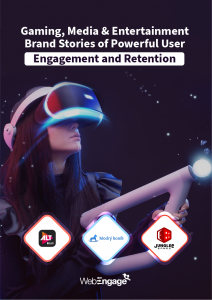 Customer Success Stories From Mobile Gaming Industry On User Engagement & Retention
