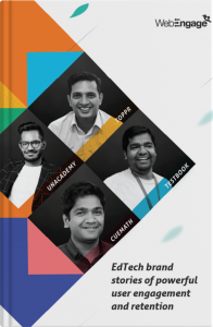 Customer Success Stories of Leading Edtech Brands On User Engagement & Retention