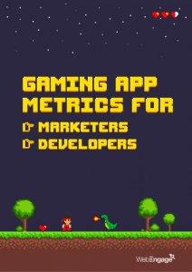 The Gaming App Metrics Ebook