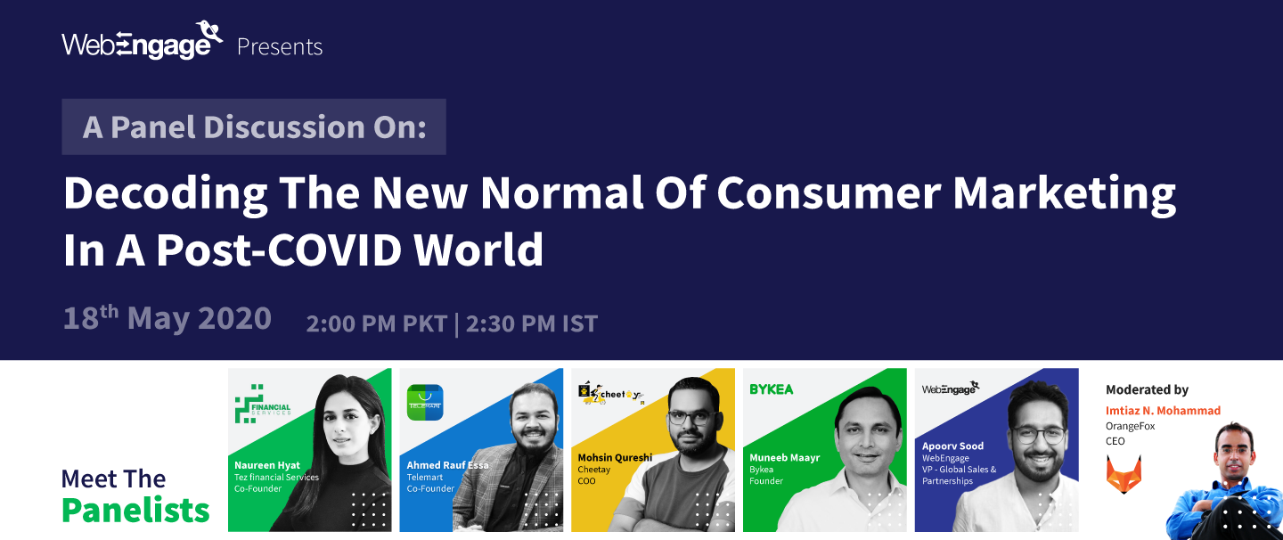Decoding The New Normal Of Consumer Marketing In A Post-COVID World