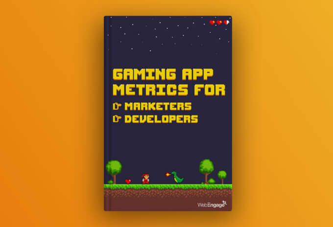 Gaming App Metrics