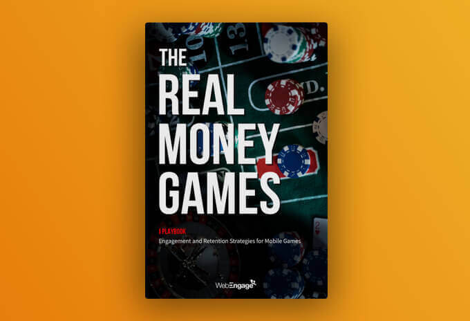 Real Money Games Playbook