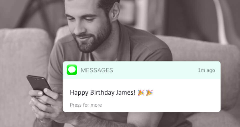 Wish your users a 'Happy Birthday!' using the Journey Designer