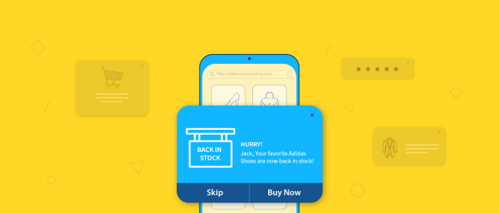 10 Ultimate Use-Cases Of In-App Messages For E-commerce Apps