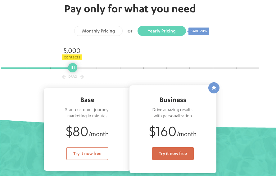 Autopilot pricing