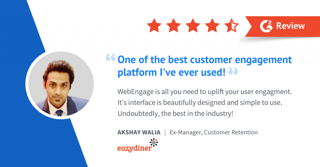 Akshay Walia | Ex-Manager Customer Retention - Eazy Diner