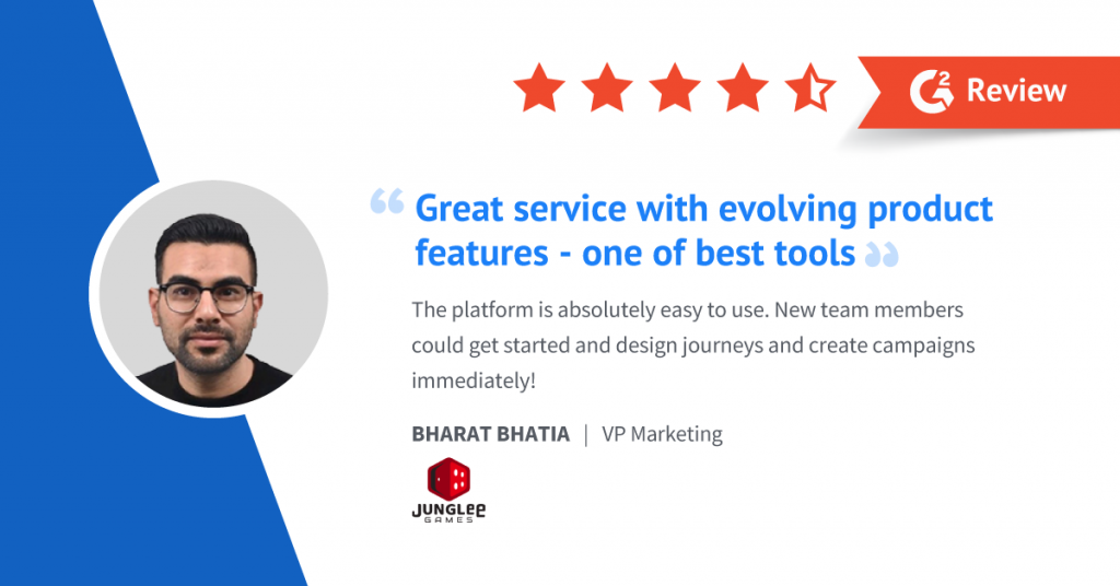 Bharat Bhatia | VP Marketing - Junglee Games