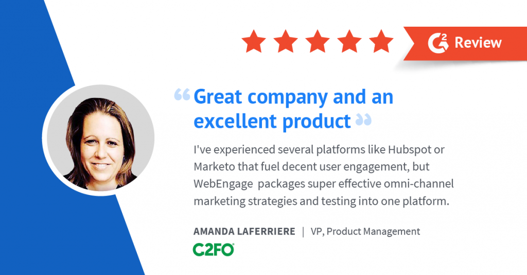 Amanda Laferriere | VP, Product Marketing - C2FO
