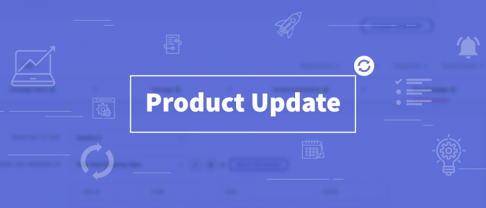 Monthly Product Updates: November 2020
