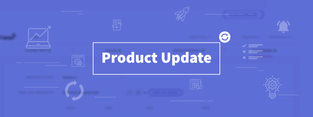 Monthly Product Updates: March 2021
