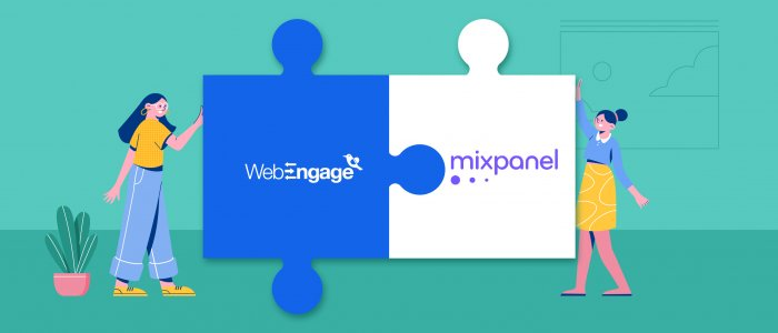 Introducing WebEngage - Mixpanel Integration For Superior Omnichannel Engagement